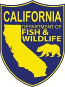 Logo NPO - California Fish and Wildlife